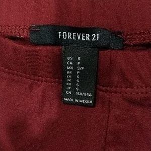 Forever 21 Pants - Forever 21 bell bottom legging
